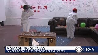 "Dallas ""Anger Room"" is a smashing success at relieving stress"