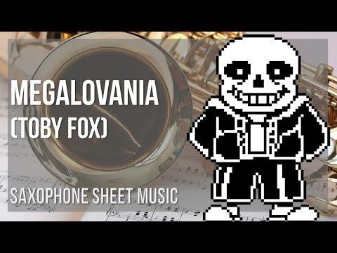 Megalovania - Alto Sax Solo - смотреть онлайн на Hah Life