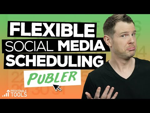 A Useful Social Media Scheduling Tool?! - Publer First Impression