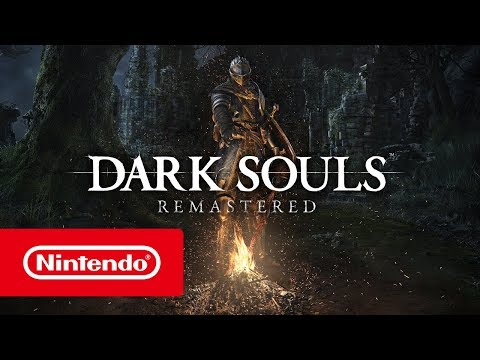 Dark Souls: Remastered – Launch Trailer (Nintendo Switch) thumbnail