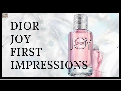 Dior Joy First Impressions Review | Will This Be A Success Or A Flop?