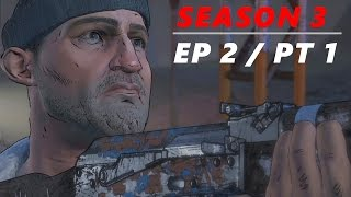 I SWEAR I CAN'T STAND HIM!!! - The Walking Dead: Season 3 - Episode 2 | Part 1