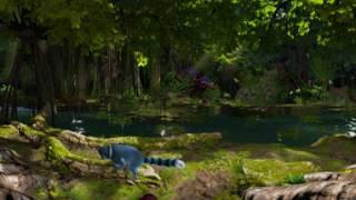史前世界-恐龙360度全景视频VR动画电影