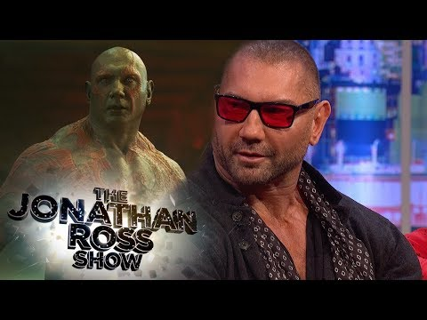 Image result for Dave Bautista may not return for 'Guardians of the Galaxy Vol. 3'