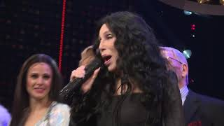 You have to watch Cher's incredible surprise duet at The Cher Show