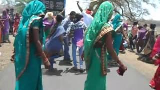 Aadiwasi shadi dance Jhabua