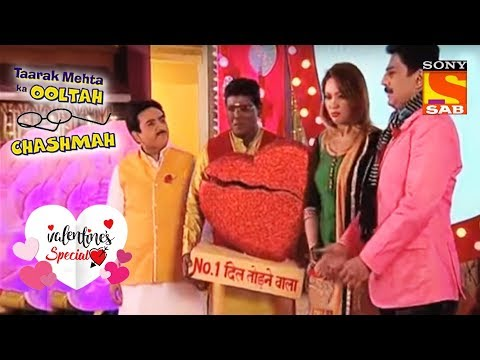 Iyer Breaks Babita's Heart | Valentine's Week Special | Taarak Metha Ka Oolta Chashmah