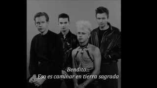 DepecheMode - Sacred - Subtitulos español