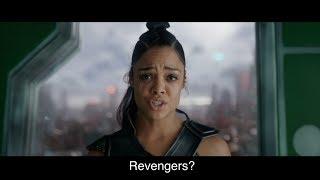 Marvel's Thor: Ragnarok   Revengers