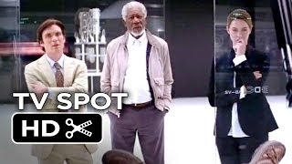 Transcendence TV SPOT  Crossroads 2014  Johnny Depp Morgan Freeman Movie HD
