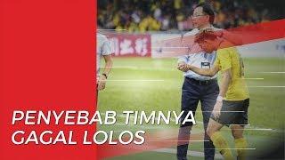 Tersingkir di Fase Grup, Pelatih Malaysia Ungkap Penyebab Timnya Gagal Lolos