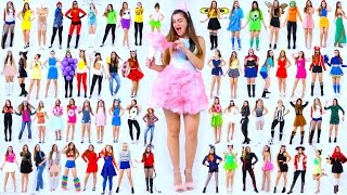 100 Last-Minute DIY Halloween Costume Ideas | CloeCouture