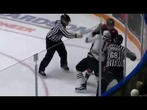 Connor Clouston vs. Lane Pederson