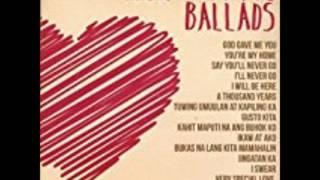 """Kailan Pa Ma'y Ikaw"" - Christian Bautista (w/ dropdown lyrics)"