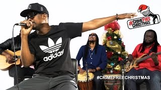 Busy Signal - 12 Days of Christmas (Free Style) @Crime Free Christmas Project 2016