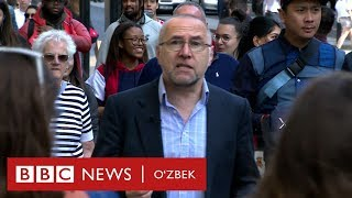 Ўзбекистон ва дунё: Юзингизни таниб олсалар майлими? - BBC Uzbek