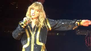 Taylor Swift - End Game Live - Night #2 - Levi's Stadium - 5/12/18 - [HD]
