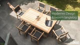 Roble Holz Ausziehtisch Extending Table 200-288x103cm