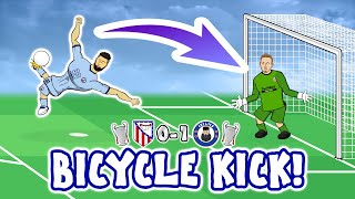 💥Olivier Giroud Bicycle Kick!💥 Atletico Madrid vs Chelsea 0-1 Goals Highlights Champions League 2021