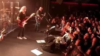 Barón Rojo - Los rockeros van al infierno (Barcelona) 17-03-2018 (multicam)