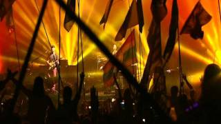 Coldplay What A Wonderful World  Fix You Glastonbruy 2011