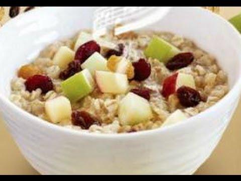 Como hacer Avena. Desayuno delicioso y saludable