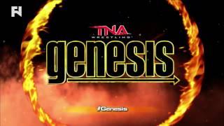 TNA: Genesis 2017 on IMPACT Wrestling - Tune in Thurs. at 8 p.m. ET