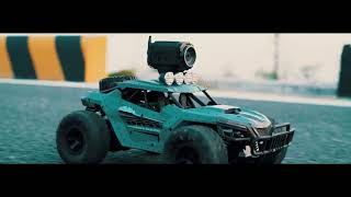 Spy Rover with FPV High Def Cam