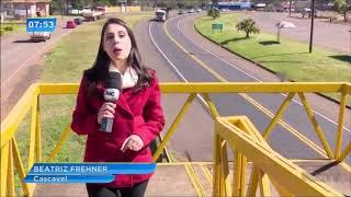 Pedestres e ciclistas se arriscam nas rodovias