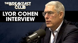 The Breakfast Club - Lyor Cohen Talks Migos Issues with 300 Ent, Kanye West + more!