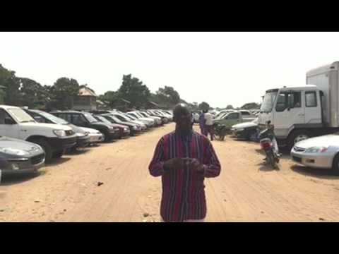 Kasuwar motoci ta faɗi a Cotonou