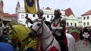 preview picture of video 'Cesky krumlov rose festival 2010'