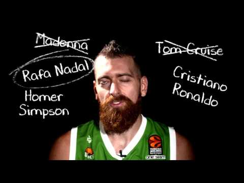 Post-up with Kostas Kaimakoglou, Unics Kazan