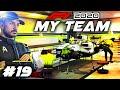 F1 2020 MY TEAM CAREER Part 19: NEW SPEC 2 HQ FACILITY UPGRADES! Aggressive Fun Race at COTA!