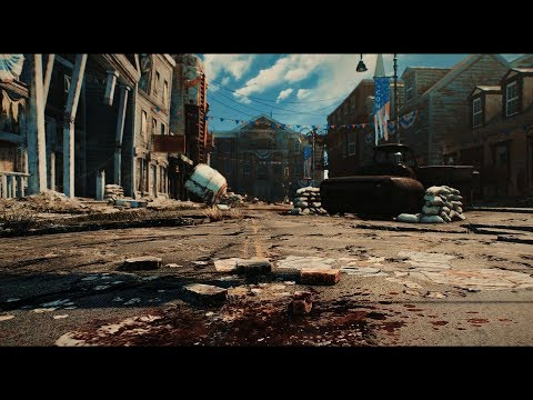 Fallout 4K60fps Photorealistic Apex ENB for NAC  Extreme