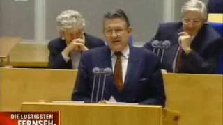 Die besten 100 Videos Unsere Politiker: Detlef Kleinert alkoholisiert im Bundestag - Drunk German Politician
