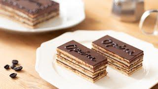 Opera Cake|HidaMari Cooking