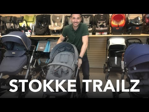 Stokke Trailz Stroller 2017 | Reviews | Ratings | Prices | Comparisons