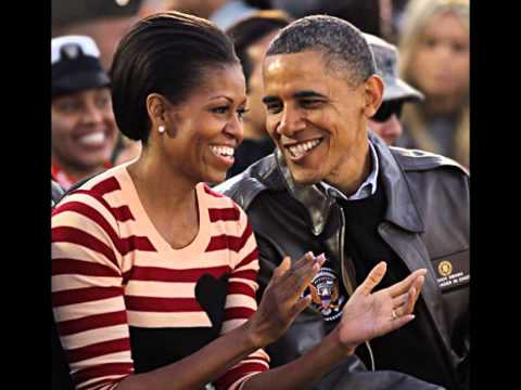 Tiffany Shades: You Got Me. Dedicated to Michelle and Barack Obama: Election 2012
