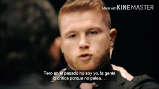 Лицом к лицу Сауль Альварес   Хулио Сезар Чавес