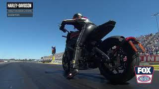 NHRA LiveWire Drags | Harley-Davidson