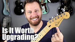 Fender's New Player Series - Is It Worth Upgrading?