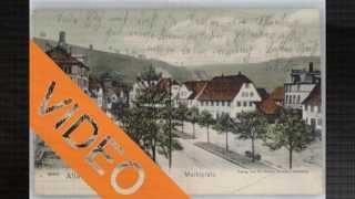 preview picture of video '2 Zimmer Wohnung Altensteig Postplatz zu vermieten'