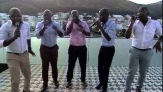 "Beyond Vocal Perform "" Ndixolele "" Live On Expresso (23.11.2012)"