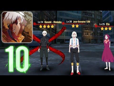 Tokyo Ghoul Dark War 东京战纪 - Gameplay Walkthrough Part 10 (IOS / ANDROID)