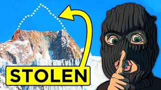 Biggest Things Ever Stolen