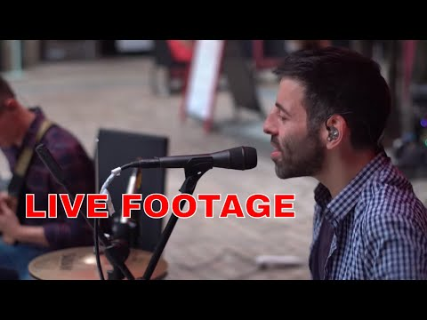 Lively Up Acoustic Duo Video