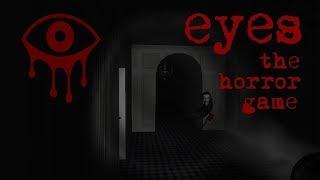 Eyes: The Horror Game #1 знакомство в призраком!
