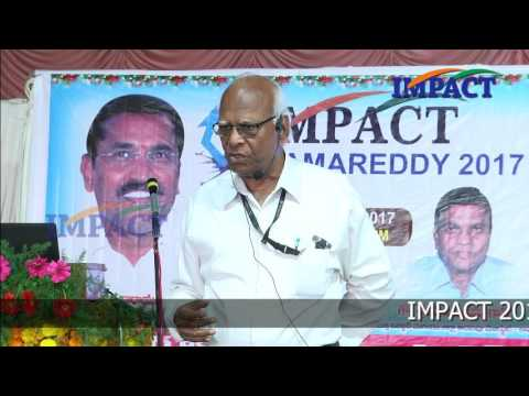 Self Management|V Viswanadham|TELUGU IMPACT Kamareddy 2017