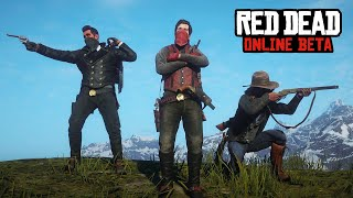 TOP 7 THINGS TO DO WITH YOUR POSSE - Red Dead Online